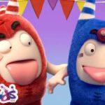 Oddbods 🍒 Best Oddest Episodes 🥳🤩  ベストエピソード ⭐ アニメ短編 | Super Toons TV アニメ