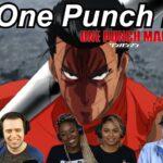 One Punch Man 2×4 Reactions   Great Anime Reactors!!!   【ワンパンマン】【海外の反応】