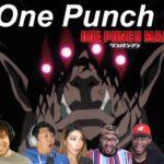One Punch Man 2×8 Reactions | Great Anime Reactors!!! | 【ワンパンマン】【海外の反応】