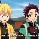 【鬼滅の刃】ゼニツはいつも怖い – Zenitsu Is Always Scared