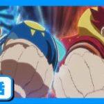 【ベイブレードバーストスパーキング アニメ】燃やせ炎(フレア)! ピターーッ!! 42話