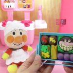 アンパンマン!おもちゃ アニメ☆アンパンマンのクッキング♡どんな かわいいお弁当ができるかな?【お弁当】【料理】【パズル 】