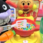 アンパンマン アニメ バイキンマン ドキンちゃんにおべんとうをつくるよ! アンパンマン キッチン お料理 アニメキッズ