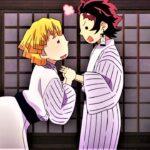 【鬼滅の刃】善逸と禰豆子の間で愛が始まる場所 where love begins between Zenitsu and Nezuko